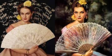 Mulher recria obras de arte com detalhes incríveis (42 fotos) 22