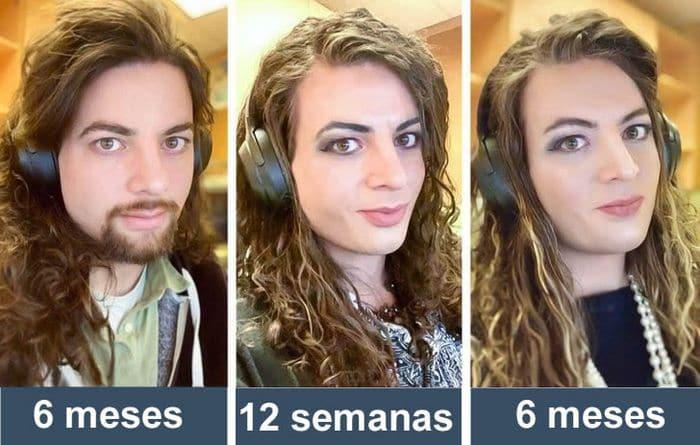 15 pessoas que passaram pela transformação de gênero e encontraram a felicidade 10
