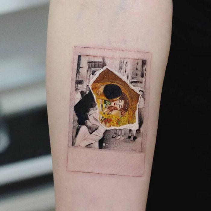 39 tatuagens detalhadas de personagens e pinturas populares de Hanak Adik 28