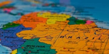Você sabe qual é o nome das capitais destes países? 5