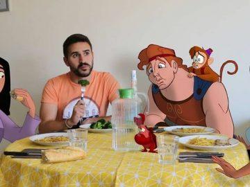 Artista recria situações do dia a dia com personagens da Disney e o resultado é incrível (35 fotos) 4