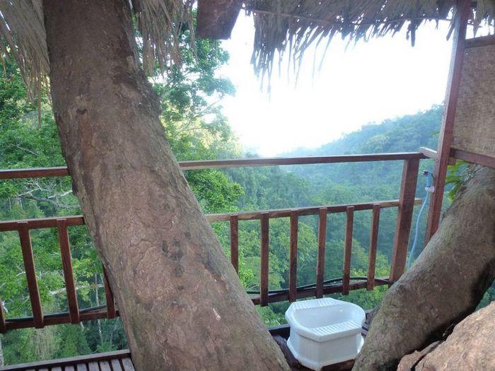 17 banheiros que dão a chance de admirar a paisagem 2