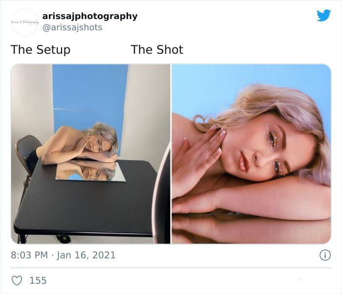 45 imagens mostram a verdade por trás da foto perfeita 3