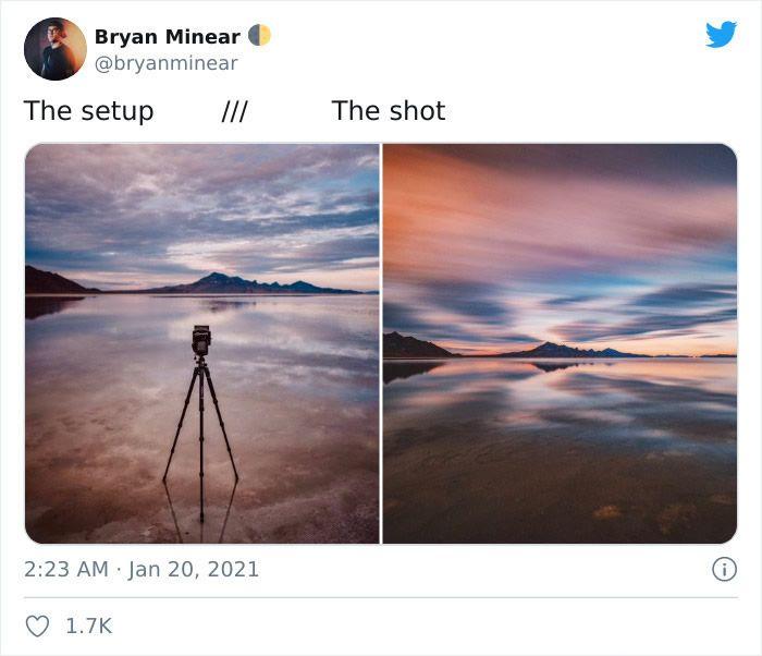 45 imagens mostram a verdade por trás da foto perfeita 4