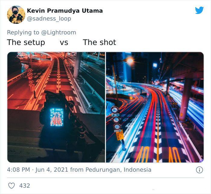 45 imagens mostram a verdade por trás da foto perfeita 12