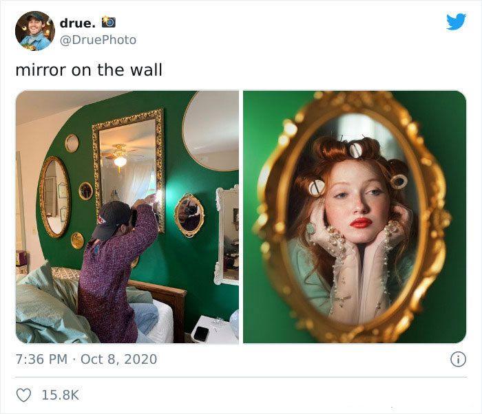 45 imagens mostram a verdade por trás da foto perfeita 18