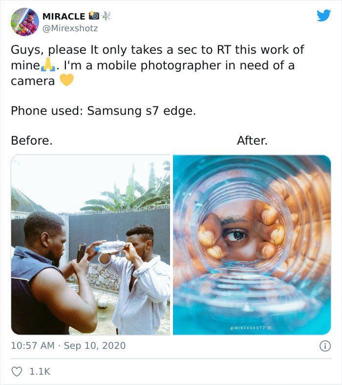 45 imagens mostram a verdade por trás da foto perfeita 44