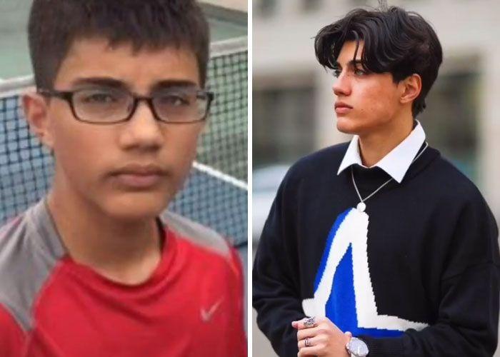 Novo desafio do TikTok: Como a puberdade te atingiu (45 fotos) 35
