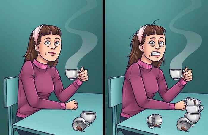 Por que os olhos tremem sozinhos? 2