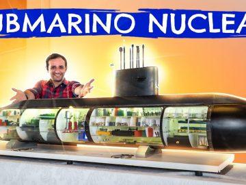 Como funciona o submarino nuclear brasileiro? 2