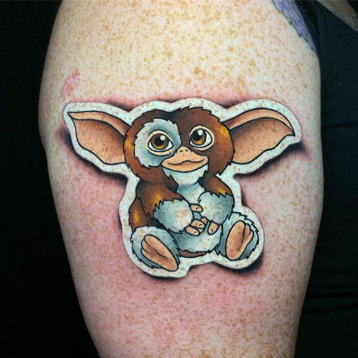 Tatuador cria tatuagens em adesivos que parecem reais (54 fotos) 15
