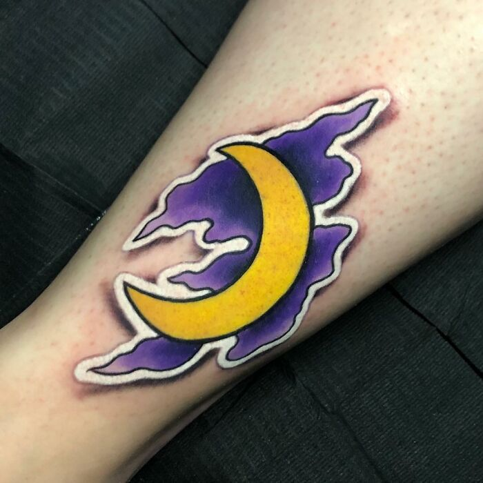 Tatuador cria tatuagens em adesivos que parecem reais (54 fotos) 25