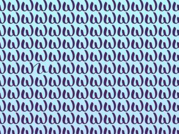 Teste: Encontre a letra diferente em menos de 5 segundos 33