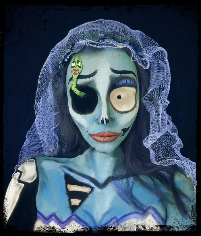 44 transformações com maquiagem: Ilusões de ótica 20