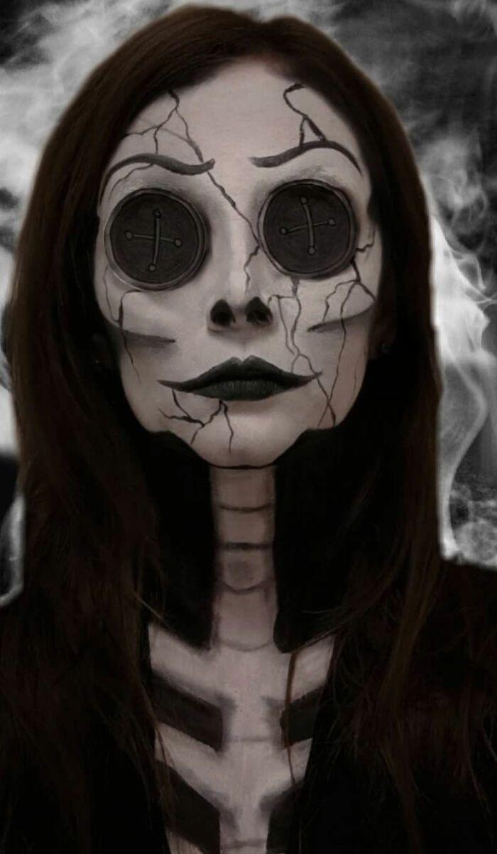 44 transformações com maquiagem: Ilusões de ótica 25