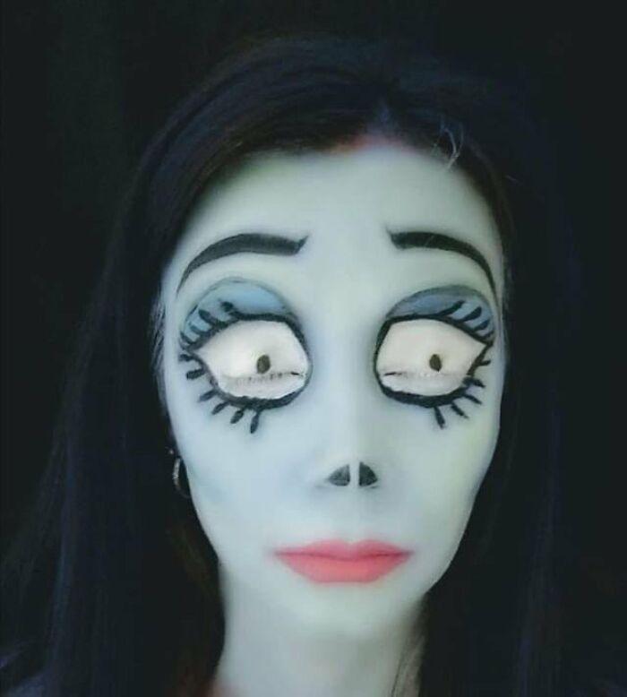 44 transformações com maquiagem: Ilusões de ótica 26