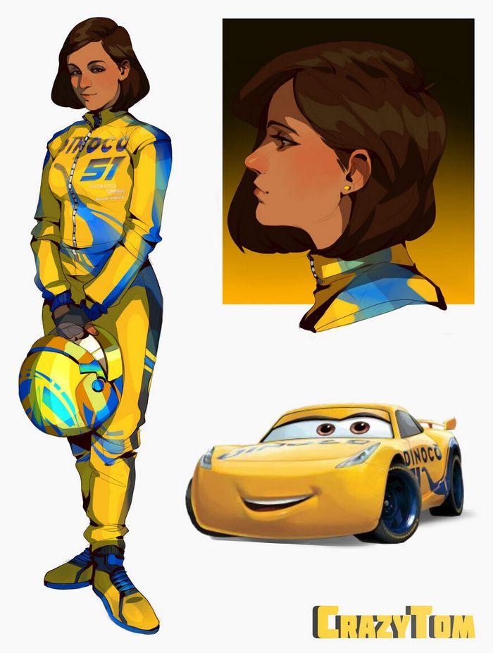 Artista transforma personagens de desenho animado em humanos (36 fotos) 22