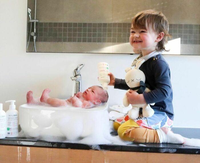Comecei a enviar essas fotos para minha namorada sempre que ela perguntava se o bebê estava bem (42 fotos) 21