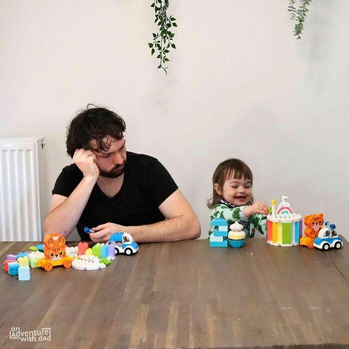 Comecei a enviar essas fotos para minha namorada sempre que ela perguntava se o bebê estava bem (42 fotos) 27