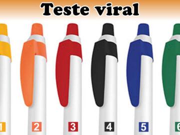 Escolha uma caneta e descubra aspectos de sua personalidade 5