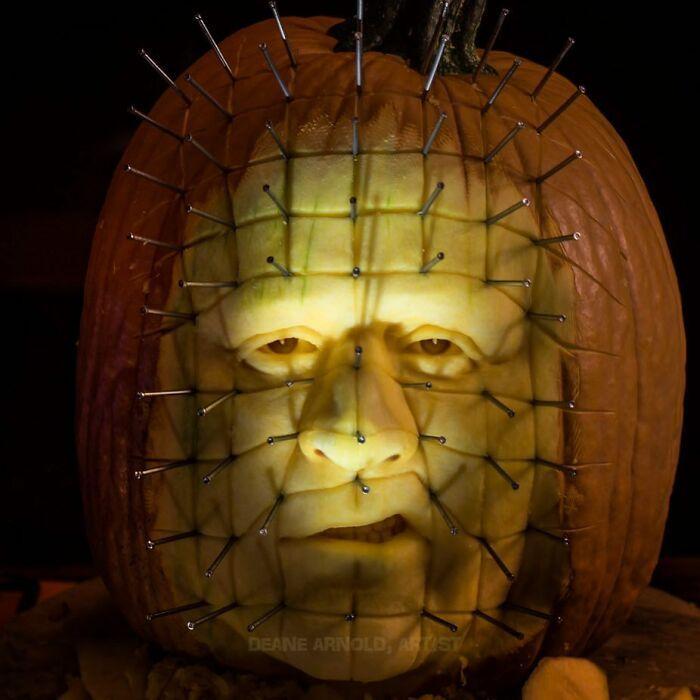 38 esculturas de frutas e vegetais inspiradas na cultura pop, terror, fantasia 14