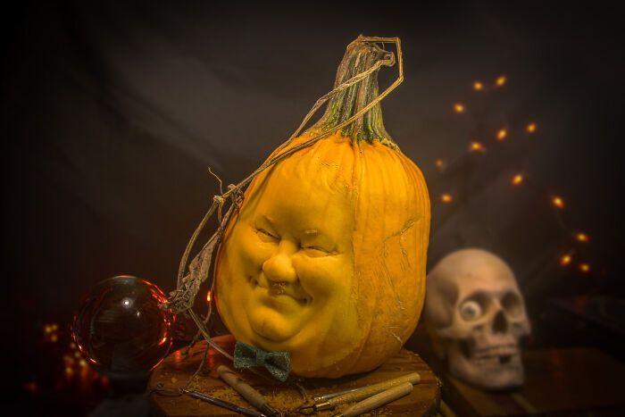 38 esculturas de frutas e vegetais inspiradas na cultura pop, terror, fantasia 39
