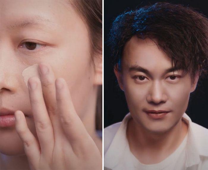 Esta maquiadora pode se transformar em qualquer celebridades, e ela está se tornando viral no TikTok (20 fotos) 14