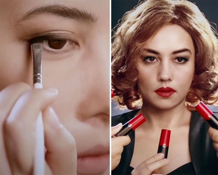 Esta maquiadora pode se transformar em qualquer celebridades, e ela está se tornando viral no TikTok (20 fotos) 21