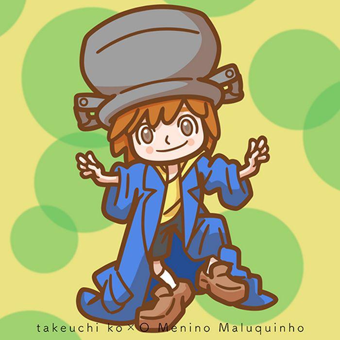 Ilustrador japonês está desenhando personagens brasileiros 3