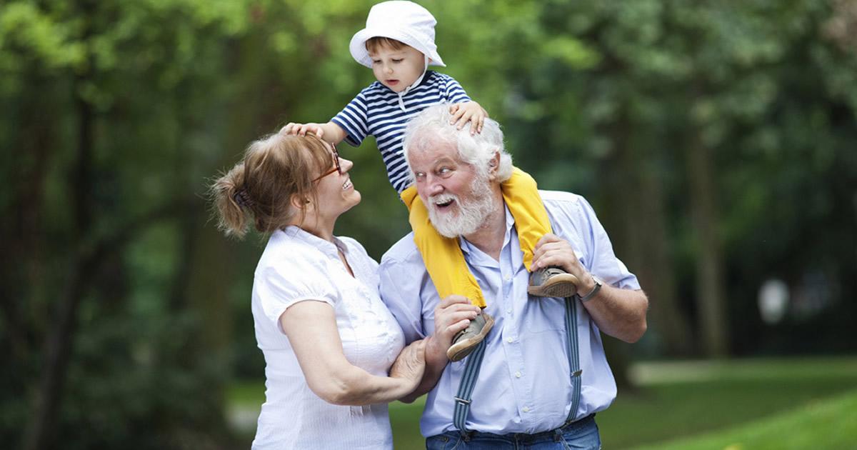 50 legendas amorosas para fotos com avó ou avô 2