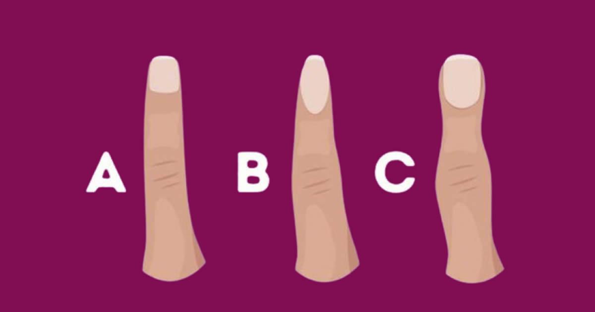 O que a forma dos seus dedos diz sobre você? 2