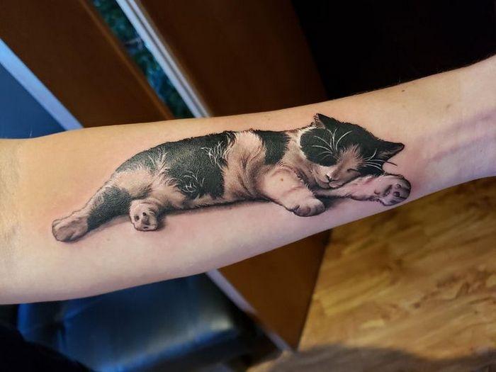 21 pessoas que fizeram tatuagens com grande significado pessoal 4