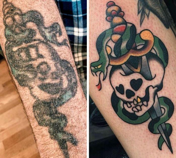 21 pessoas que fizeram tatuagens com grande significado pessoal 5