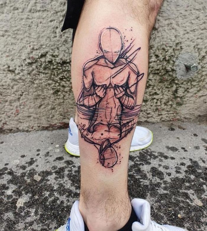 21 pessoas que fizeram tatuagens com grande significado pessoal 17