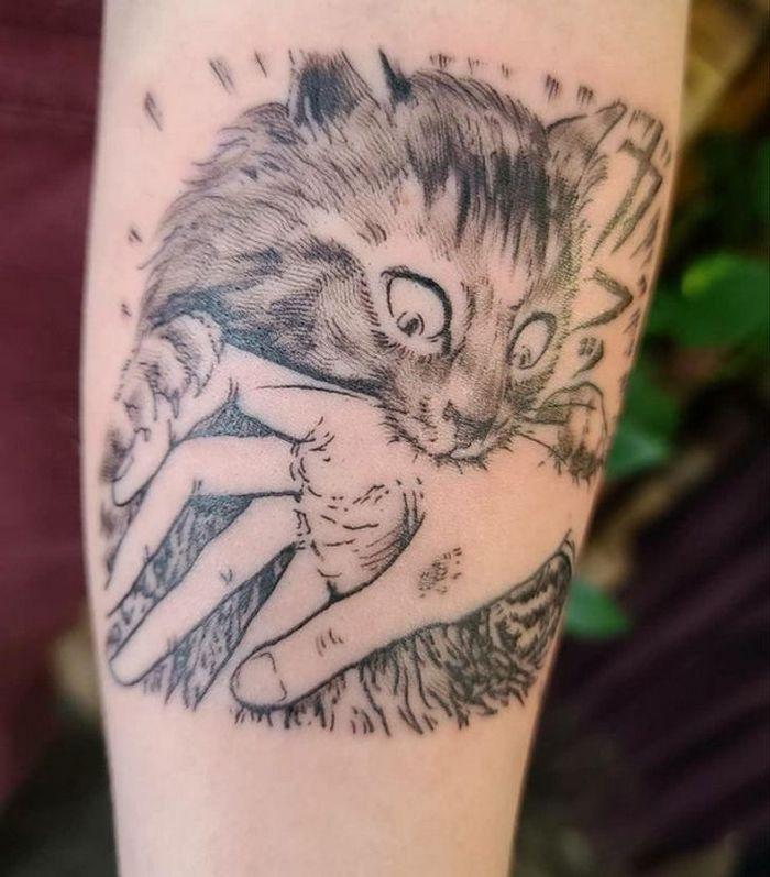 21 pessoas que fizeram tatuagens com grande significado pessoal 18