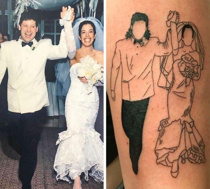 21 pessoas que fizeram tatuagens com grande significado pessoal 19