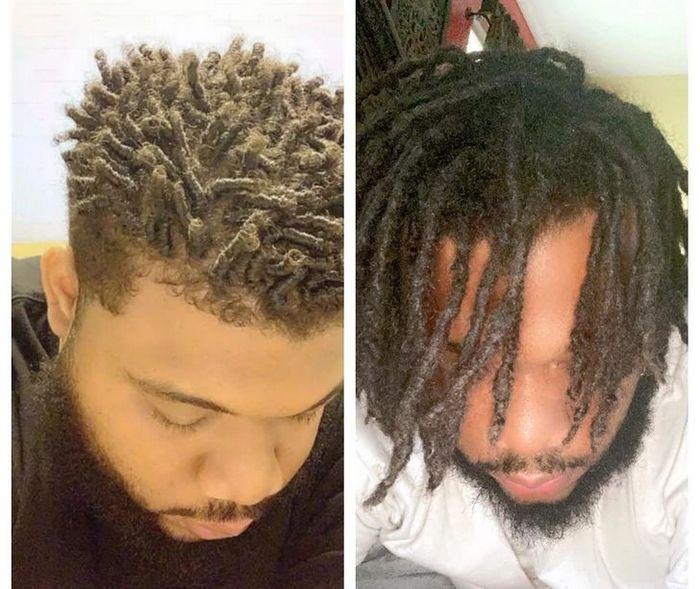 28 pessoas que mudaram radicalmente depois que deixaram o cabelo crescer 8