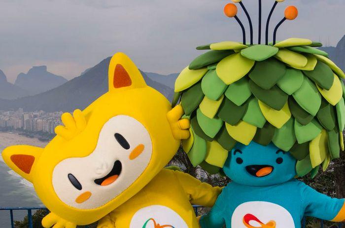 Você se lembra de quais Olimpíadas eram estes mascotes? 2