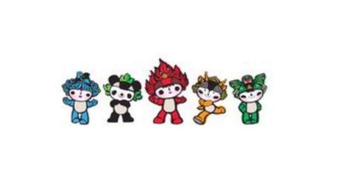 Você se lembra de quais Olimpíadas eram estes mascotes? 7