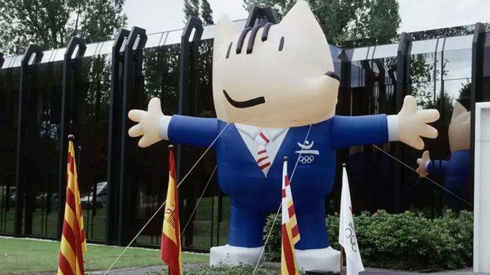 Você se lembra de quais Olimpíadas eram estes mascotes? 9