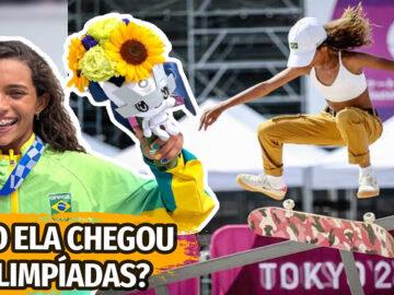 A história de Rayssa Leal, a fadinha, do skate brasileiro 4