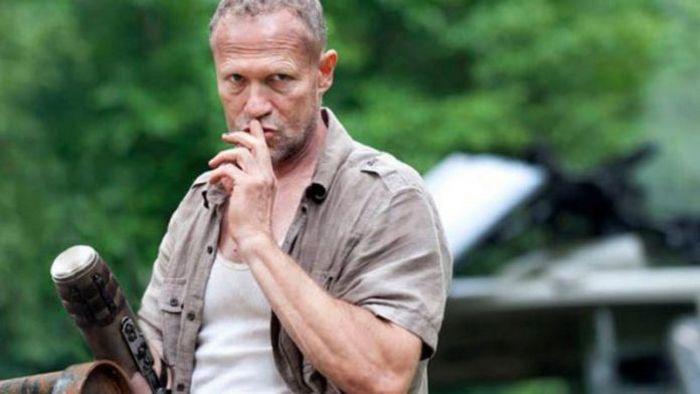 7 coisas estranhas que aconteceram no set de The Walking Dead 2
