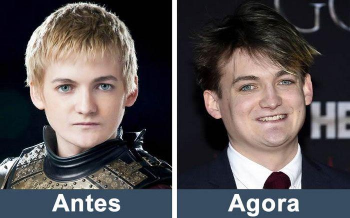 Como estão os atores de Game of Thrones nos dias de hoje (14 fotos) 2