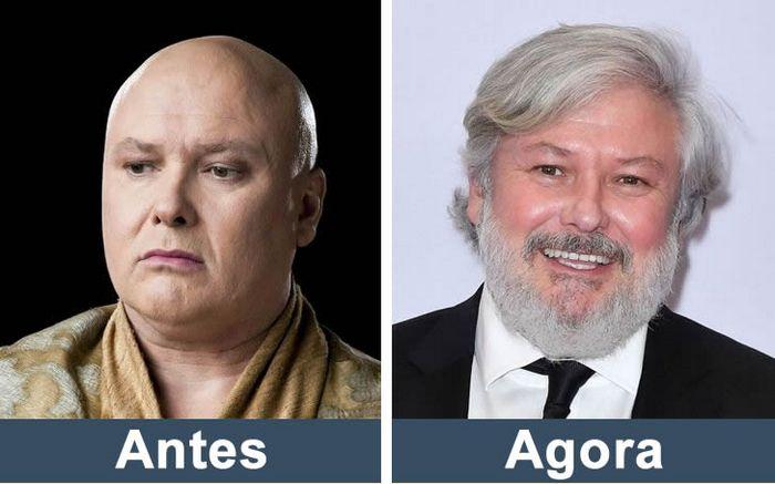 Como estão os atores de Game of Thrones nos dias de hoje (14 fotos) 14
