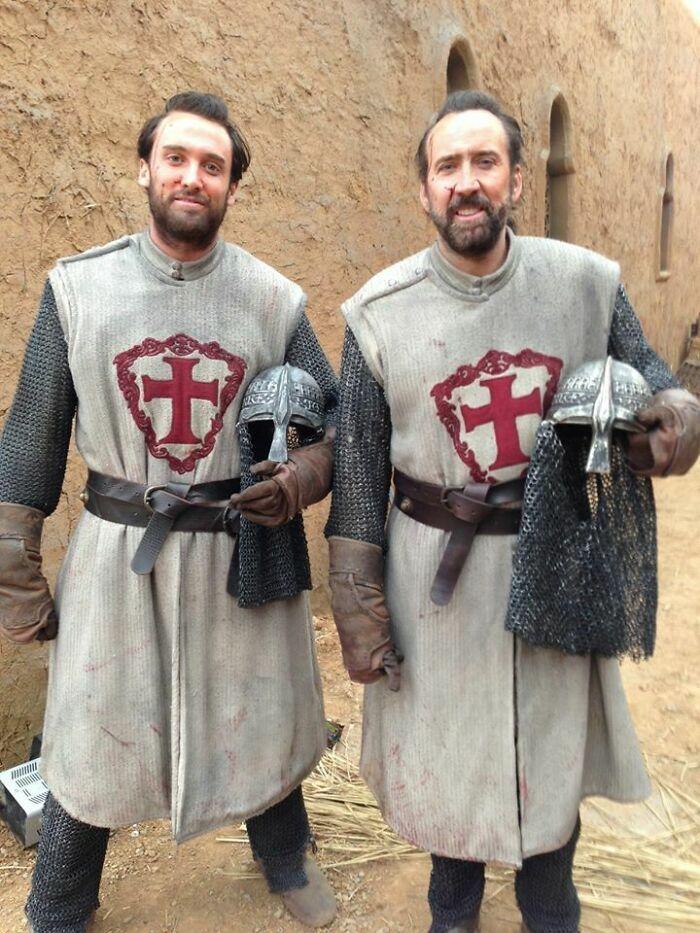 54 dublês que parecem irmão gêmeos de atores famosos 4