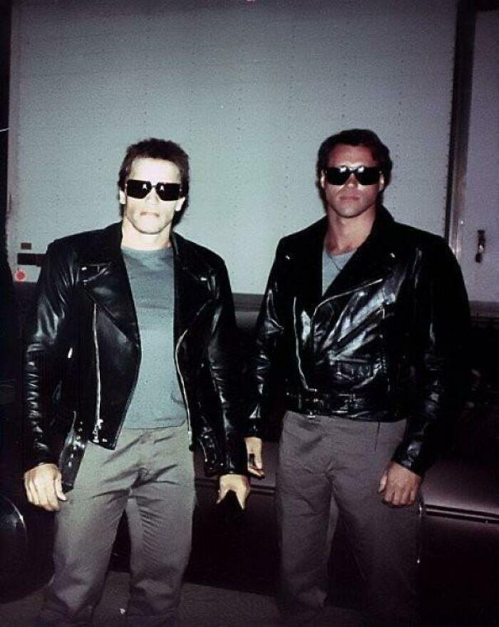 54 dublês que parecem irmão gêmeos de atores famosos 6