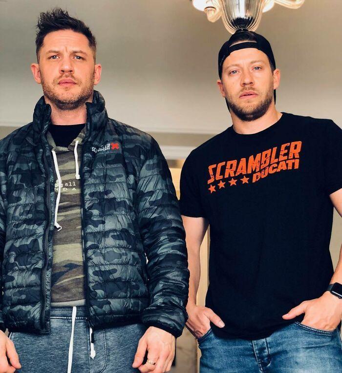 54 dublês que parecem irmão gêmeos de atores famosos 32
