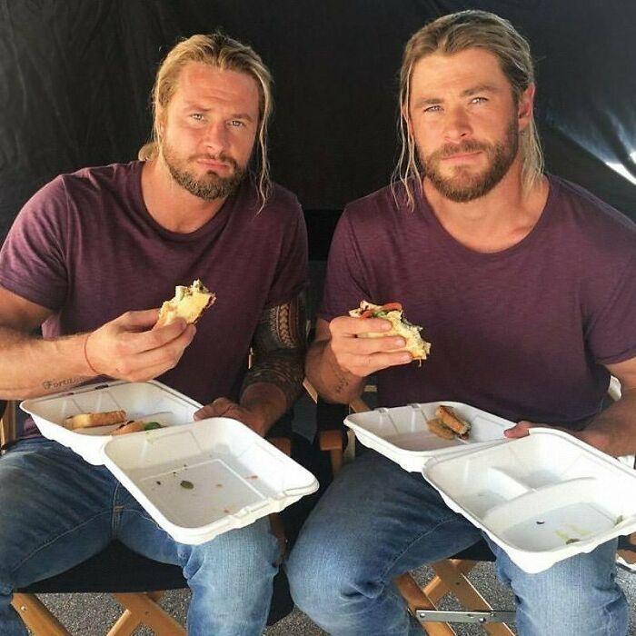 54 dublês que parecem irmão gêmeos de atores famosos 43