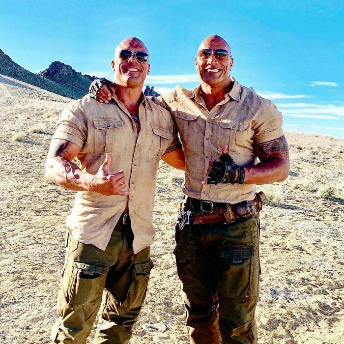 54 dublês que parecem irmão gêmeos de atores famosos 46