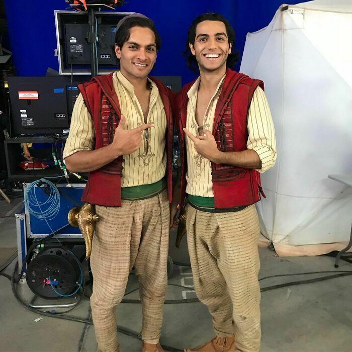 54 dublês que parecem irmão gêmeos de atores famosos 48